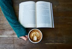 Background, Beverage, Book Royalty Free Stock Image