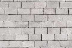 Background of big brick wall color. Background of big brick wall white texture background royalty free stock photos