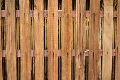 Background. Big Brown wood plank wall texture background Stock Photo