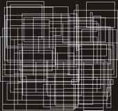 Background of black color vector illustration