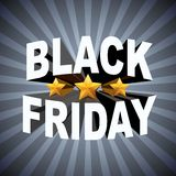 Background of Black Friday sales. Stock Images