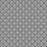 Black and white seamless repeated geometric art pattern  background. Background,black,,geometric,pattern,seamless,white,abstract,art, print ,textile ,vector file Royalty Free Stock Image