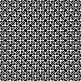 Black and white seamless repeated geometric art pattern  background. Background,black,,geometric,pattern,seamless,white,abstract,art, print ,textile ,vector file Stock Photography