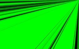 Background of black green sunburst - digital high resolution Royalty Free Stock Photography