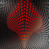 Background black red abstract Royalty Free Stock Photography