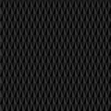 Background with black rhombus. Royalty Free Stock Image