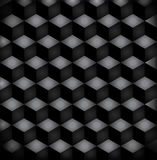 Background black squares Royalty Free Stock Images
