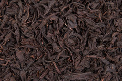 Background of black tea Royalty Free Stock Image