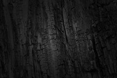 Background. Black uneven background with charcoal texture Stock Photo
