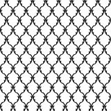 Background black and white. Curved natural patterns in black and white Stock Photos