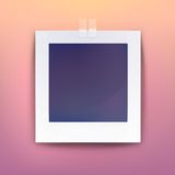 Background for blank picture or photo frame Stock Images