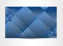Background blue abstract Stock Photo