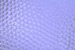 Background blue bubbles - Stock image Stock Image