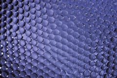 Background blue bubbles - Stock image Royalty Free Stock Photos