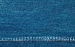 Background of blue coarse denim Stock Photo