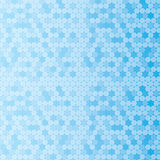 Background of blue dots on a white color. For design Royalty Free Stock Photo