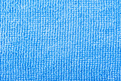 Background blue fabric Royalty Free Stock Photography