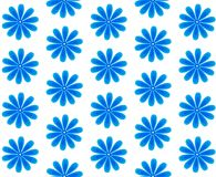 Background of blue flowers, cornflower. Background of blue flowers on a white texture. pattern of flowers vector illustration