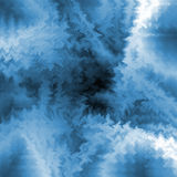 Background blue light abstract Royalty Free Stock Photo