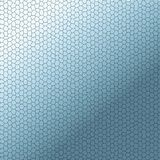 Background blue mosaic Stock Images