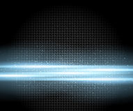 Background with blue rays Royalty Free Stock Photo