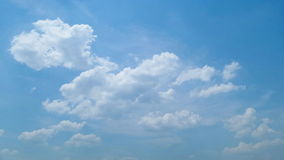 Background blue sky Royalty Free Stock Images