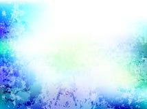 Background blue sky plant Stock Photography