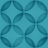 Background blue sphere Royalty Free Stock Image