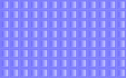 Background of blue tiles Royalty Free Stock Photography