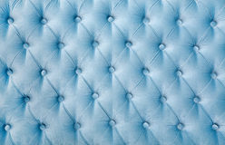 Background blue upholstery Stock Images