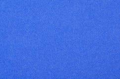 Background of blue velvet paper. Velvet texture. Copy space velvet texture for your design. Background of blue velvet paper. Velvet texture close-up. Copy space stock image