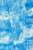 Background in blue and white. Wooden background painted in blue and white Royalty Free Stock Image