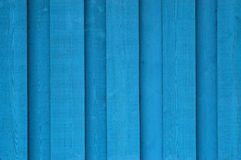 Background blue wood Royalty Free Stock Photography