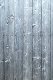 Background. Blue wooden fence. Royalty Free Stock Photos