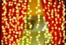 background blur lights Royaltyfri Fotografi