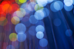 Background blur night lights. The beautiful background blur night lights Stock Illustration