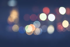 Background blurred bokeh. Lights Ceremonies Royalty Free Stock Images