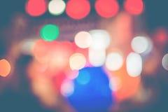 Background blurred bokeh. Lights Ceremonies Royalty Free Stock Image