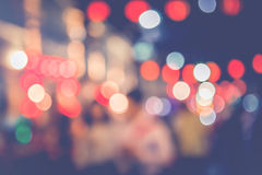 Background blurred bokeh. Lights Ceremonies Royalty Free Stock Photos