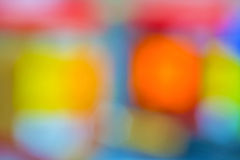 Background of blurred colors Royalty Free Stock Photos