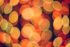background blurred lights Στοκ εικόνες με δικαίωμα ελεύθερης χρήσης