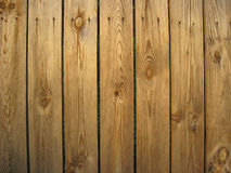Background from boards of  wooden fence Stock Photo