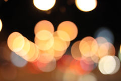 Background bokeh bright colors Royalty Free Stock Images