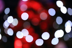 Background of Bokeh from Christmas light. Background of Bokeh from Christmas Tree light Stock Image