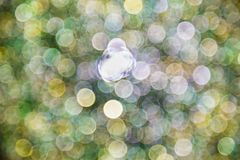 Background with bokeh Stock Photos