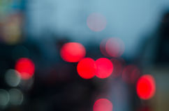 Background with bokeh Royalty Free Stock Images