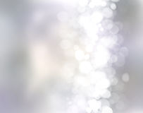 background with bokeh lights Stock Photos