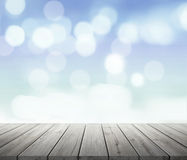 Background with bokehs Royalty Free Stock Images