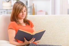background book created ps reading woman στοκ φωτογραφίες