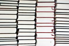 Background from books Royalty Free Stock Photography